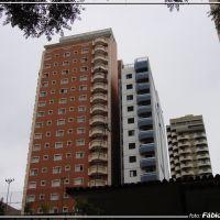 Na rua Anchieta,  Jundiaí - Foto: Fábio Barros (www.cidade3d.uniblog.com.br), Жундиаи