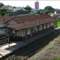 Antiga Estação de Jundiai, Жундиаи