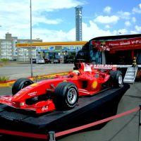F1 no Carrefour Jundiaí sp -Foto:Luciano Rizzieri, Жундиаи