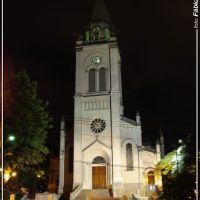 Igreja  Nossa  senhora  da COnceição de  Vila Arens  -  Foto: Fábio Barros (www.cidade3d.uniblog.com.br), Жундиаи