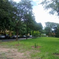 Jardim do Hospital Emilio Carlos - Catanduva-SP, Катандува