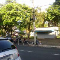 Praça 9 de julho - Catanduva-SP em 15/12/2011, Катандува