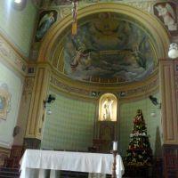 Interior da Igreja Matriz São Domingo - cidade de Catanduva-SP, Катандува