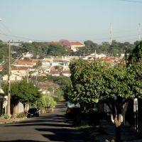 Colégio Nossa Senhora do Rosário(Colegião) visto da Rua Araucária, Катандува
