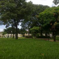 Parte da PRACA ROOSEVELT - Catanduva-SP em 15/03/2012, Катандува
