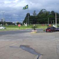 Rotatória do Anel Viário, chegando a Limeira pela SP-147 - Rodovia Piracicaba/Limeira, Лимейра