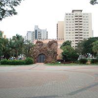 Praça da Gruta - centro de Limeira, Лимейра