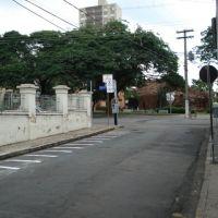 centro de Limeira, Лимейра