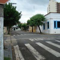 Rua Siqueira Campos, Лимейра