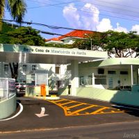 Hospital em Marilia sp -Foto:Luciano Rizzieri, Марилия