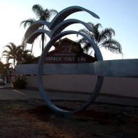 Monumento em homenagem a Paz - Praça da Bíblia, Марилия