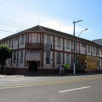 Marília/SP - Hotel São Bento. Infelizmente já demolido., Марилия