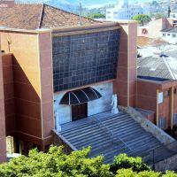 Capela do Colégio Sagrado Coração de Jesus - Marília/SP - Set/2010, Марилия