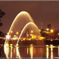 Fonte do Parque Ibirapuera -  Foto: Fábio Barros (www.cidade3d.blogspot.com.br), Пресиденте-Пруденте