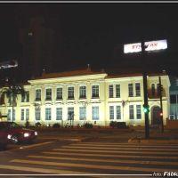 Avenida Paulista - Colegio Estadual RODRIGUES ALVES -  Foto: Fábio Barros(www.cidade3d.blogspot.com.br), Сан-Бернардо-ду-Кампу