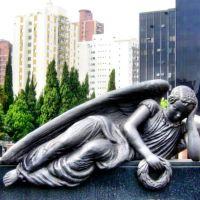 Anjos de Cemiterio, Сан-Бернардо-ду-Кампу