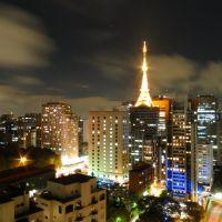 Avenida Paulista - Night Snapshot, Сан-Паулу