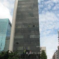 AV. PAULISTA EDIFÍCIO SESC, Сан-Паулу