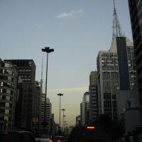 Av. Paulista, São Paulo, Brasil., Сантос