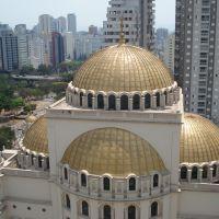 Catedral Metropolitana Ortodoxa, Сантос