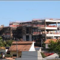 Obras do Sesc- Sorocaba - Foto: Fábio Barros (www.cidade3d.uniblog.com.br), Сорокаба