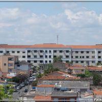 Conjunto  hospitalar  (Hospital Regional) - Foto: Fábio Barros (www.cidade3d.uniblog.com.br), Сорокаба