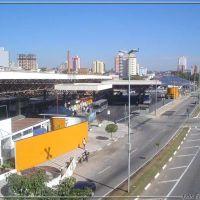 Terminal Santo Antônio e Av. Afonso Vergueiro -  Foto: Fábio Barros (www.facebook.com/Cidade3d), Сорокаба