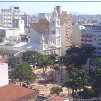 Praça Cel. Fernando  Prestes -  Foto: Fábio Barros (www.cidade3d.uniblog.com.br), Сорокаба