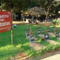 Cemitério dos animais extintos, Сорокаба