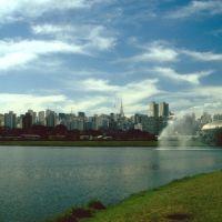 Parque de Ibirapuera, Таубати