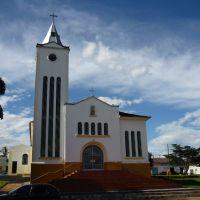 Araguari - Igreja N.Sra. do Rosário, Арагуари