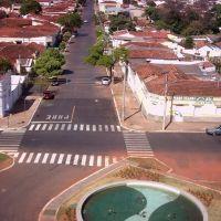 Vista de Araguari do alto do Palacio  ☺, Арагуари