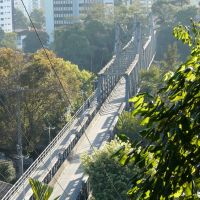 Ponte de Ferro. Vendramini ©, Блуменау