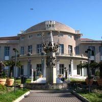 Teatro Carlos Gomes ( panorâmica ), Блуменау
