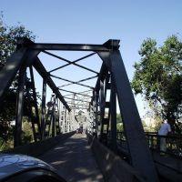 Ponte Férrea da Empresa Rede Ferroviária Federal Sociedade Anônima, Блуменау