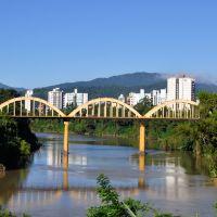 Ponte dos Arcos - Blumenau - SC, Блуменау