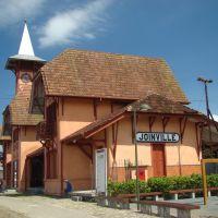 Estação Ferroviária II - Joinville, SC, Жоинвиле
