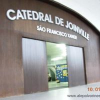 Joinville BR - Catedral ( www.alepolvorines.com.ar ), Жоинвиле