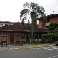 Cia Industrial H. Carlos Schneider - CISER Joinville FAB1, Жоинвиле