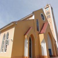 Santuário Sagrado Coração de Jesus - Joinville - Santa Catarina - Brasil, Жоинвиле