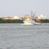 Voltando do mar, Итажаи