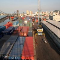 STB of Maruba Victory / Port of Itajai, Итажаи