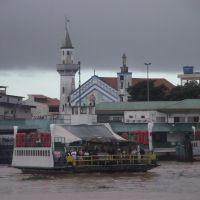 Travessia Ferry boat  Itajaí - Navegantes, Итажаи