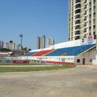 Clube Náutico Marcílio Dias Stadium, Итажаи