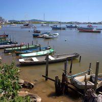 Saco da Fazenda - Fishing boats, Итажаи