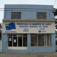 Instalações da Saúde do Municipio, Лахес