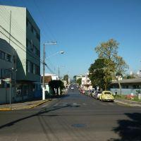 Rua Sete de Setembro, Lages, SC, Brasil., Лахес