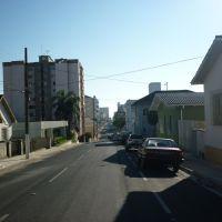 : Rua Lauro Muller, Lages, SC, Лахес