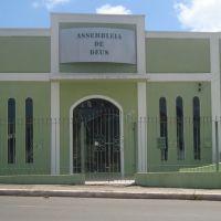 Igreja Assembleia de Deus (Congregaçao Santa Helena), Тубарао