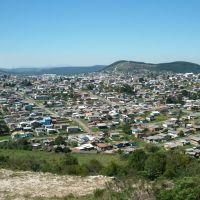 lages vista da area industrial,sc Brasil., Тубарао